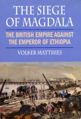 The Siege of Magdala book cover